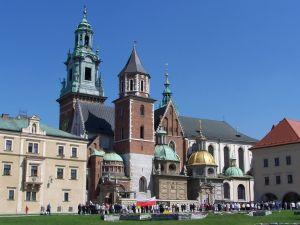 Wawel - Dziedziniec